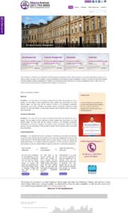 Property Management Custom WordPress Website
