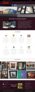 Bootstrap-Responsive-Custom-WordPress-Website-for-Artist