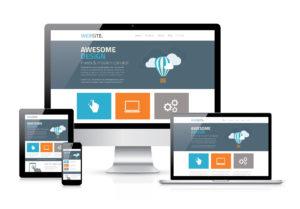 Custom Responsive Website Design Services