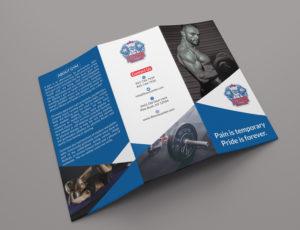 Multi-Page Flyer Design Saskatchewan