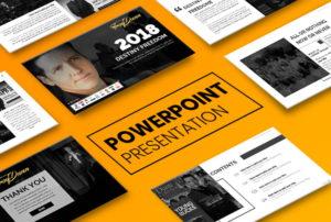 Powerpoint Presentation Redesign Services Saskatchewan