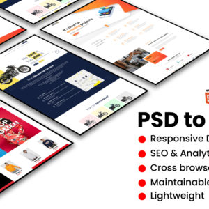 Saskatchewan PSD to HTML Conversion Services
