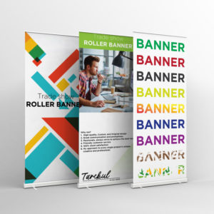 Saskatchewan Roller Banner Pop Up Stand Design
