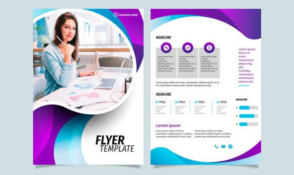saskatchewan flyer design services