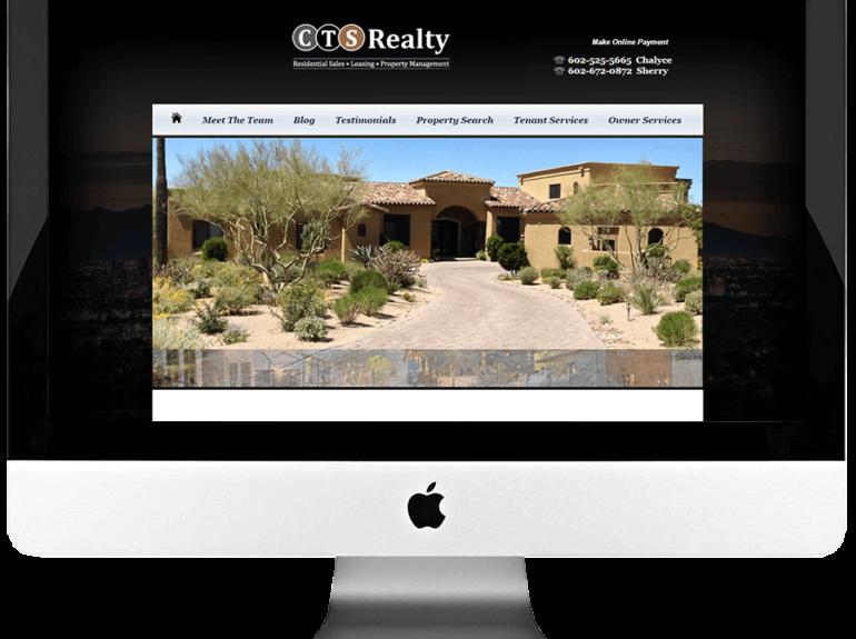 Realty WordPress Web Development