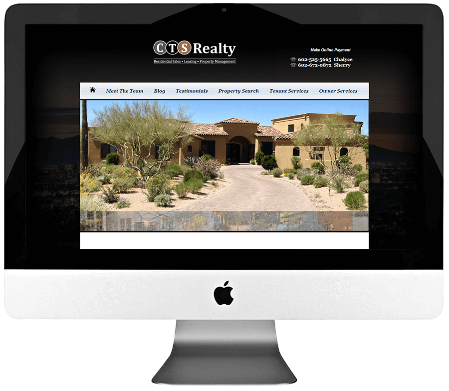 Realty WordPress Web Development