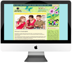 Daycare Custom WordPress Web Design