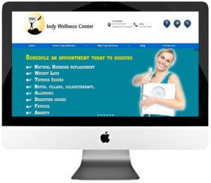 Medicine Practitioner Custom WordPress Web Design