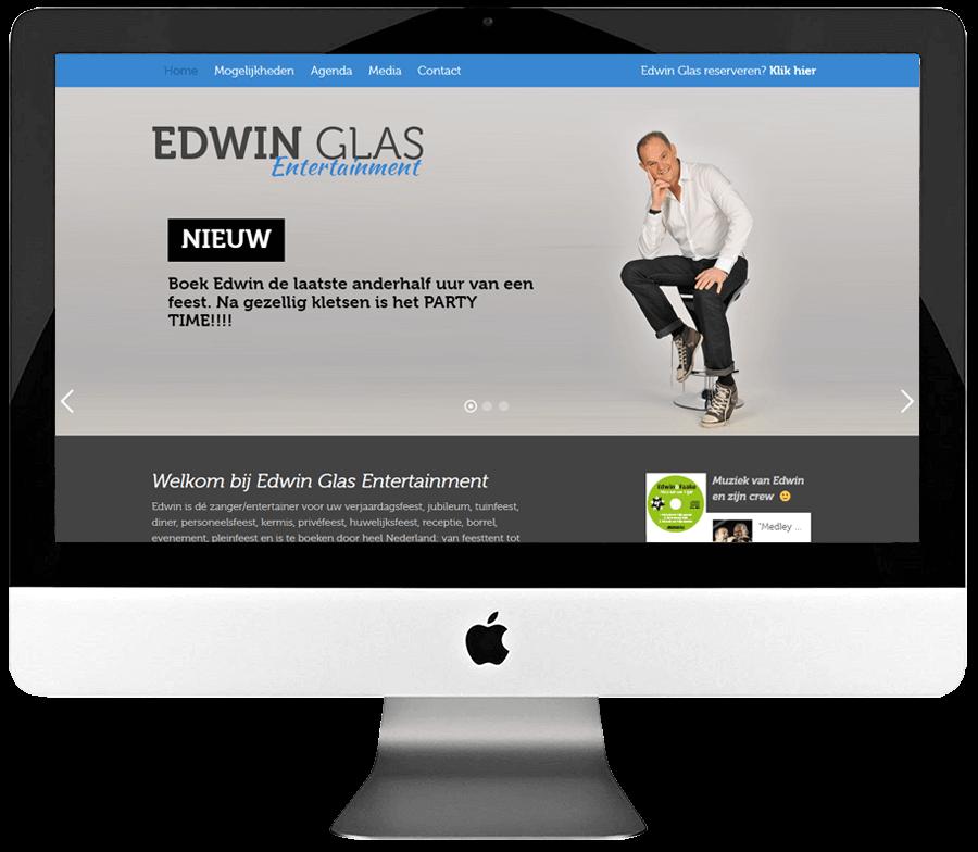 Artist Website Design & Development