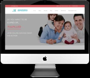 Rapid Transformational Therapist Responsive WordPress Web Development