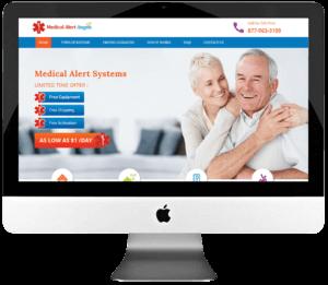 Medical Care PSD to WordPress Web Development