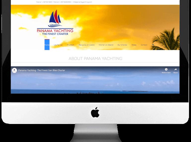 Charter Vacation Rentals WordPress Website Development