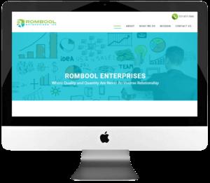 Healthcare Marketing Agency PSD to HTML Web Development