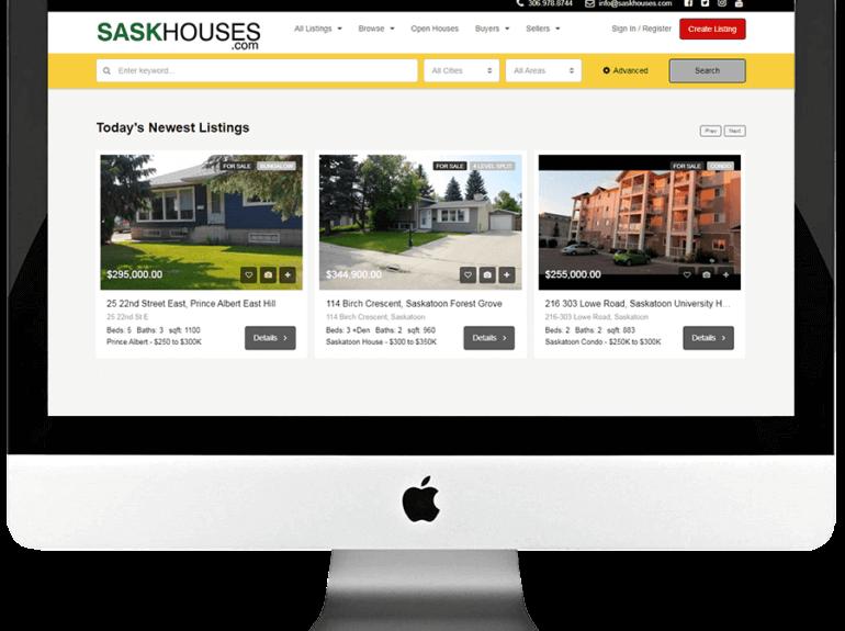 Real Estate Responsive WordPress Website Development