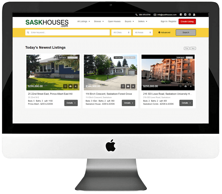 Real Estate Responsive WordPress Website Development