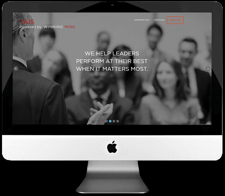 TAIS Consultant Custom WordPress Website Development