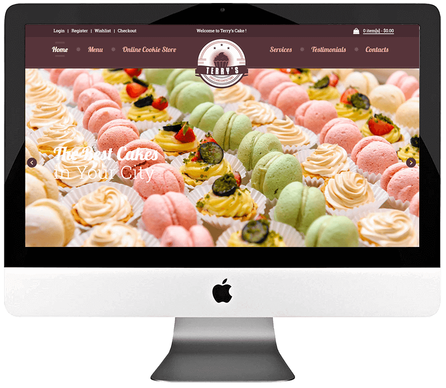 Bakery Responsive WooCommerce Store Design & Development