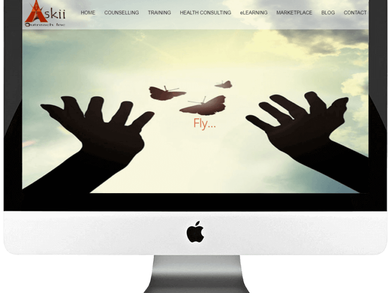 Counselling Services WordPress Website Design