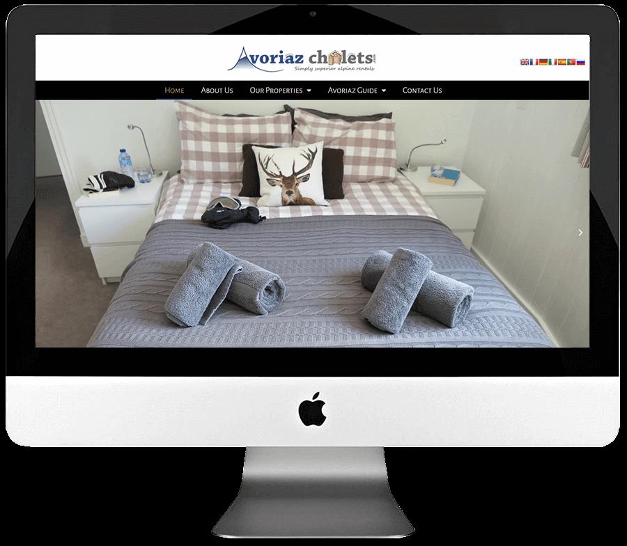 Ski Resort Responsive WordPress Website Design & Development