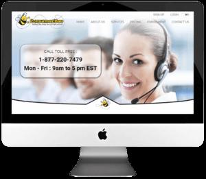 Healthcare Professionals PSD to WordPress Website Development