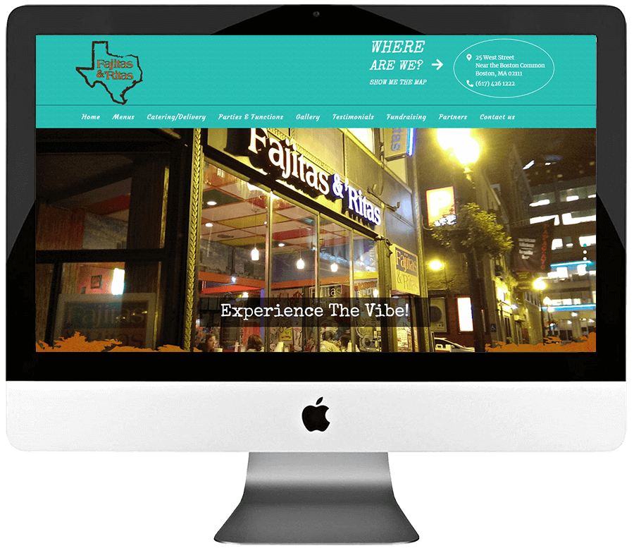 Restro Bar Responsive WordPress Website Design & Development