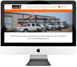 Restoration Company Responsive WordPress Web Design & Development