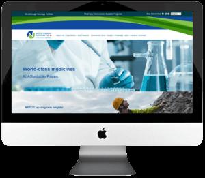 Pharmacy WordPress Website Design & Development