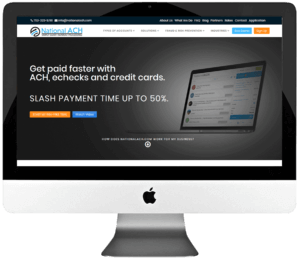 Payment Gateway Service Provider Responsive WordPress Web Design & Development