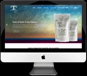 Herbal Supplements Responsive WooCommerce Store Design & Development