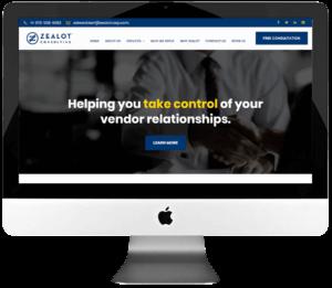 Consulting Firm Responsive WordPress Website Design & Development