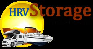 HRV-Storage-Services-Logo-design