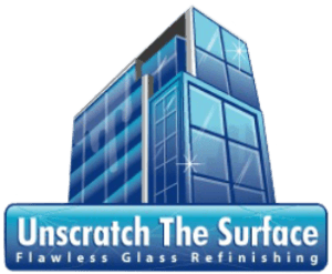 Scratch Glass Repair Inc Logo Design