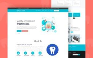 Dentist WordPress Website Design