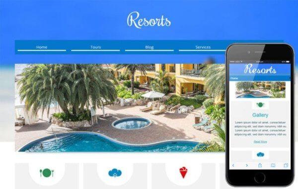 Hotel WordPress Web design Company