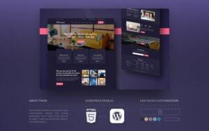 Interior Designers WordPress Website Design