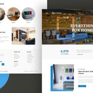 Interior Designers WordPress Website Design Agency