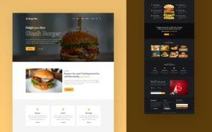 Restaurant Responsive WordPress Website Design