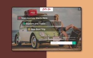 Travel Agency Responsive WordPress Website Design
