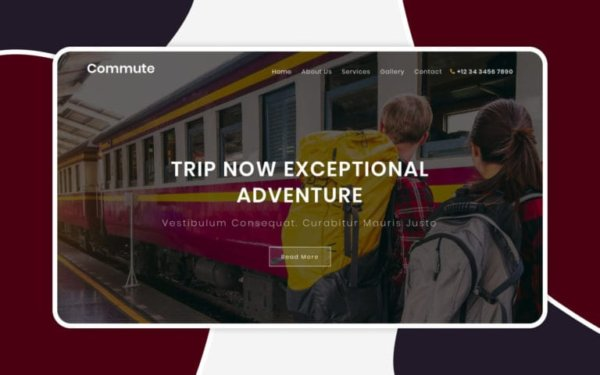 Travel Agency WordPress Website Development
